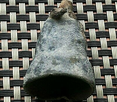Ancient Roman Bronze Bell Circa 200-500 Ad Very Rare And Scarce