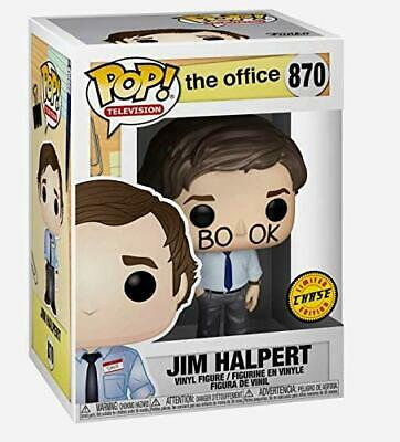 Funko TV: The Office - Jim Halpert Limited Edition Chase Pop! Vinyl Figure