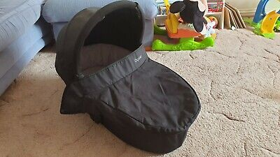 Babystyle Oyster pram CARRYCOT - Black