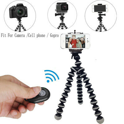 Octopus Flexible Tripod Stand Gorillapod For Canon Nikon Camera Digital DV Gopro