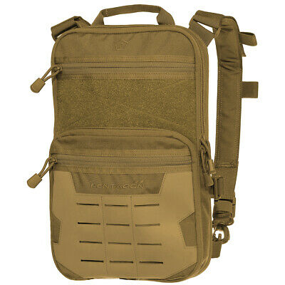 Pentagon Quick Bolsa pack Pack Militar Airsoft Táctico MOLLE Coyote