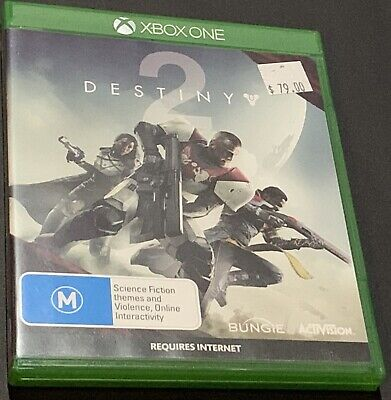 Destiny 2 - Xbox One Game - PAL - Free Post