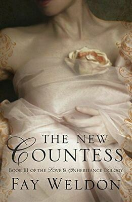 The New Countess (Love and Inheritance), Fay Weldon, Like New, Paperback