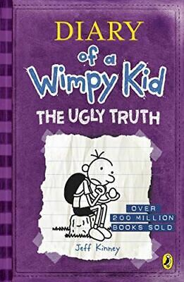 Diary of a Wimpy Kid: The Ugly Truth (Book 5), Kinney, Jeff, Very Good, Paperbac