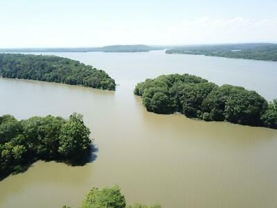 8 acres LAKEFRONT Lake Dardanelle / Nice Creek,Great Building Site and Electric!
