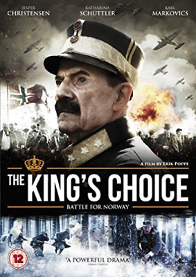 The King`S Choice DVD NEW