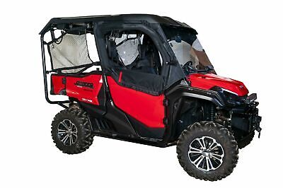 Seizmik 06021 UTV Side-By-Side Framed Door Kit 15-18 Honda Pioneer 1000 /& 1000-5