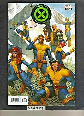 Powers Of X #4 Nm New Unread Molina Connecting Variant House X-Men Wolverine