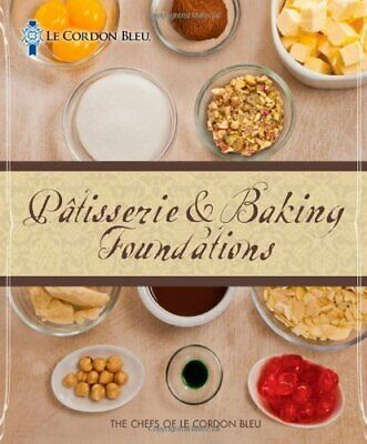 Le Cordon Bleu Patisserie and Baking Foundations - electronic book