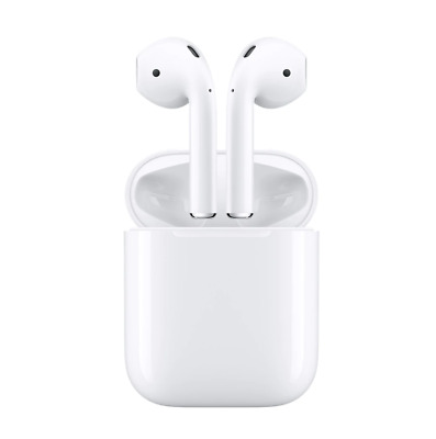 Apple AirPods 2nd Generation - Charging Case Latest Model - White NEW AND SEALED