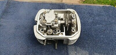 Honda VT 125 Shadow Cylinder Head Front Complete