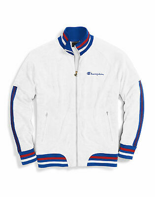 Champion Life Men's Terry Warm Up Jacket