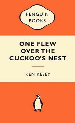 NEW One Flew Over The Cuckoo's Nest : Popular Penguins By Ken Kesey Paperback