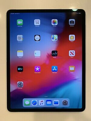 Apple iPad Pro (3rd Generation) 12.9 Wi-Fi 64GBSpace Gray (Excellent Condition)
