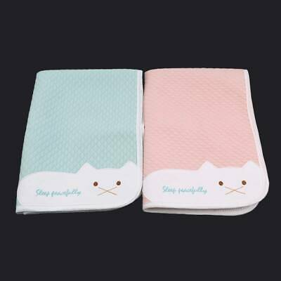 Portable Foldable Washable Baby Waterproof Travel Nappy Diaper Changing Pad 6A