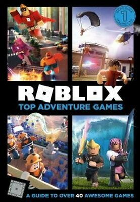 Roblox Top Adventure Games by Egmont Publishing UK 9781405291590 | Brand New