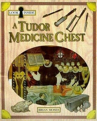 Look Inside A Tudor Medicine Chest von Brian Moses