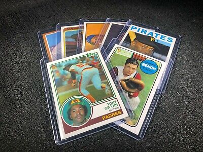 2019 Topps Update Iconic Card Reprints - You Pick - Complete Your Set