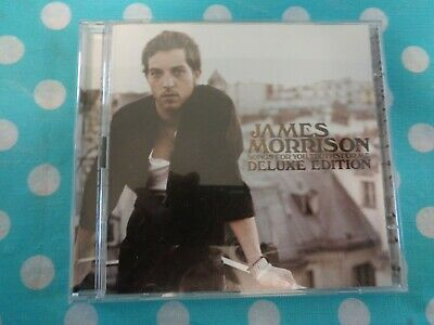James Morrison : Songs for You, Truths for Me CD Deluxe  Album 2 discs (2009)