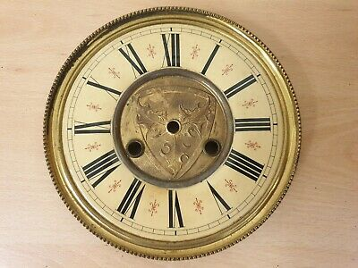 Antique Vienna Wall Clock  Dial Diameter 85mm