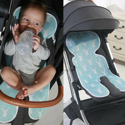 Baby Kids Pad Universal Breathable Mesh Cool Cushion Liner Mat Car Seat Stroller
