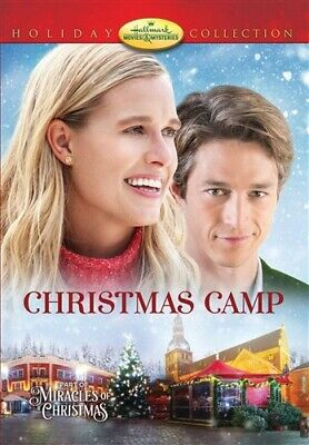 CHRISTMAS CAMP New Sealed DVD Hallmark Channel Holiday Collection