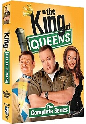 THE KING OF QUEENS COMPLETE TV SERIES New Sealed DVD Seasons 1 2 3 4 5 6 7 8 9