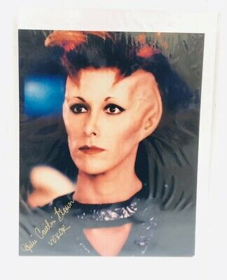 """Signed Headshot from Juliette Danielle aka /""""Lisa/"""" from The Room"""