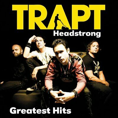 "Trapt : Headstrong: Greatest Hits Vinyl 12"" Album (2013) ***NEW*** Amazing Value"