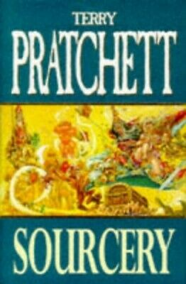 Sourcery: Discworld: The Unseen University Colle... by Pratchett, Terry Hardback