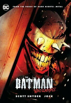 The Batman Who Laughs by Scott Snyder 9781401294038 | Brand New