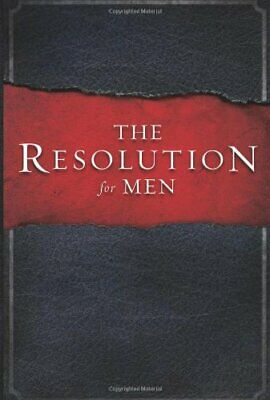 Resolution for Men, The by Alcorn, Randy Book The Fast Free Shipping