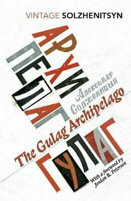 The Gulag Archipelago by Aleksandr Solzhenitsyn 9781784871512 | Brand New