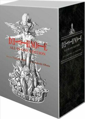 Death Note (All-in-One Edition) by Takeshi Obata 9781421597713 | Brand New