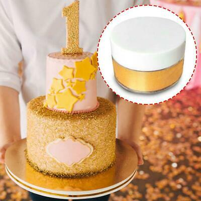 5g Lustre Dust Edible Sugarcraft Food Cake Colour Powder Tint Decorate Safe