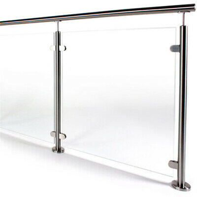 Balustrade Posts Stainless Steel Security Protection Railing Post Pool Balcony
