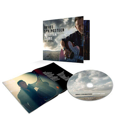 Bruce Springsteen : Western Stars: Songs from the Film CD (2019) ***NEW***