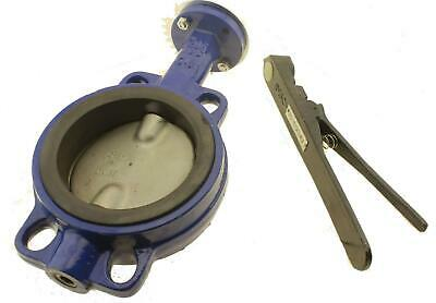 ​Butterfly Valve DN125 CF8M With Handle  PN 16 MEGA UK