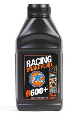 R600+ Racing/Competition/Trackday Brake Fluid - Dry Boiling Point 315oC
