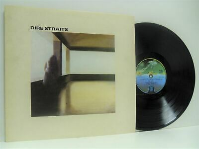 DIRE STRAITS self titled LP EX/EX, 9102 021, vinyl, album, & lyric inner sleeve,