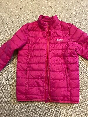 Girls Regatta Lightweight Quilted Jacket Age 11-12