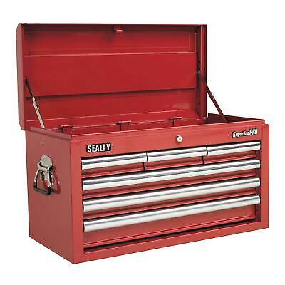 Sealey Topchest 6 Drawer with Ball Bearing Runners - Red - AP33069