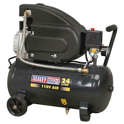 Sealey 110v Single Phase Direct Drive Compressors