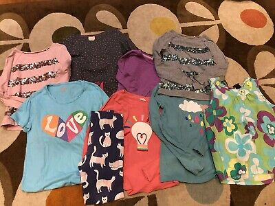 Girls Bundle Of 9 X Boden & Joules Clothing Items Ages 8-14 Years