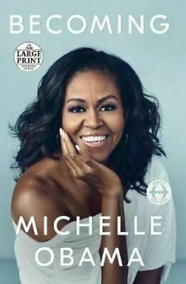 NEW Becoming By Michelle Obama Paperback Free Shipping