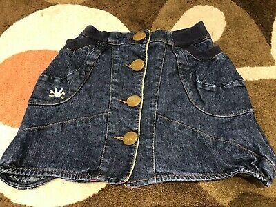 Fabulous No Added Sugar Denim Skirt Age 5-6 Years