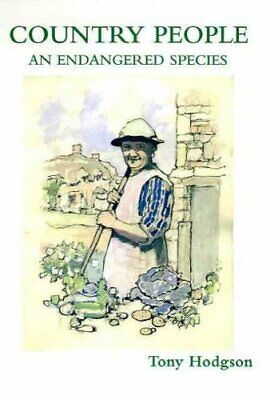 Country People by Hodgson, Tony Paperback Book The Cheap Fast Free Post