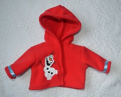 Dolls Clothes Jacket Fits  Baby Born , Annabell  Tiny Treasures Or Sim Olaf