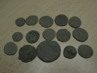 Ancient roman coins lot 57