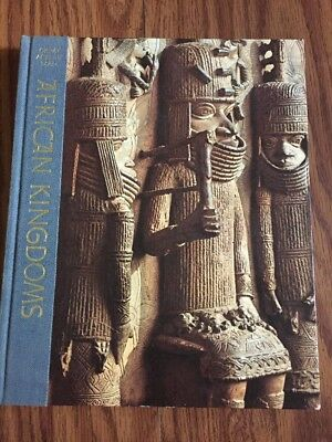 Great Ages Of Man African Kingdoms Time Life Book 1966 edition History Hardback